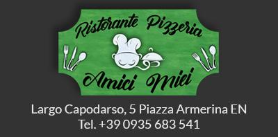 Pizzeria Amici Miei Piazza Armerina