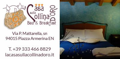 B&B La Casa Sulla Collina d'oro, Piazza Armerina - Sicily