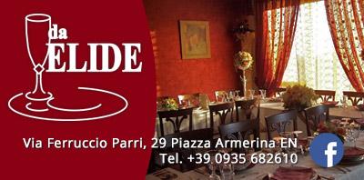 Pizzeria Da Elide Piazza Armerina