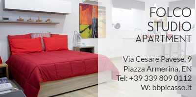 Folco Studio Apartment B&B Piazza Armerina