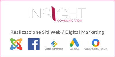 Realizzazione Siti Web e Digital Marketing