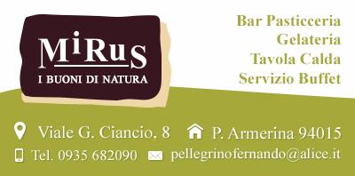 Mirus Caffè Snack-Bar Piazza Armerina EN