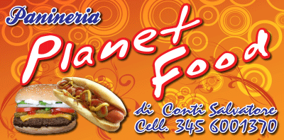 Planet Food - Panineria Piazza Armerina