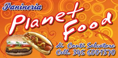 Planet Food - Panineria Piazza Armerina