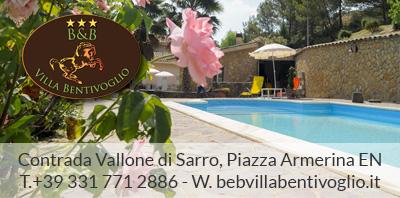 Villa Bentivoglio Piazza Armerina