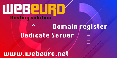 Webeuro - Organize Your Web Hosting