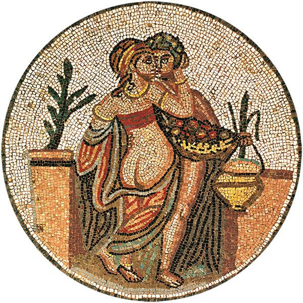Scena Erotica - Villa Romana del Casale